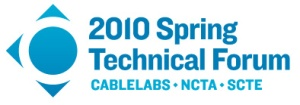 2010 Spring Technical Forum