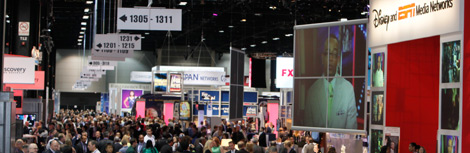 The Cable Show 2011 Exhibit Floor