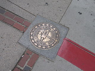 Freedom Trail Seal