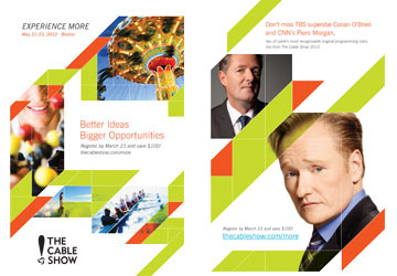 The Cable Show 2012 Brochure