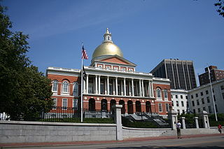 State House of Massachusetts